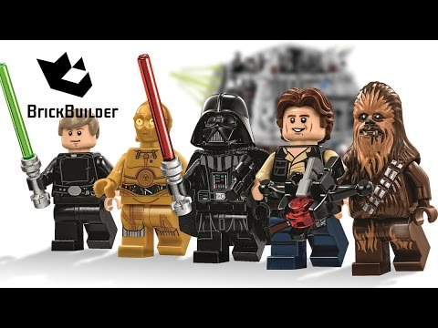 Star Wars Figure NEW Lego set 75159 Death Star UCS Death Star Trooper