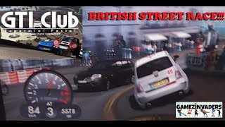 GTI CLUB: Supermini Festa!! Fun Arcade Racer! English Race Track!