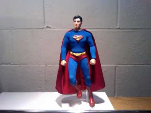 Hot Toys Superman Returns Review
