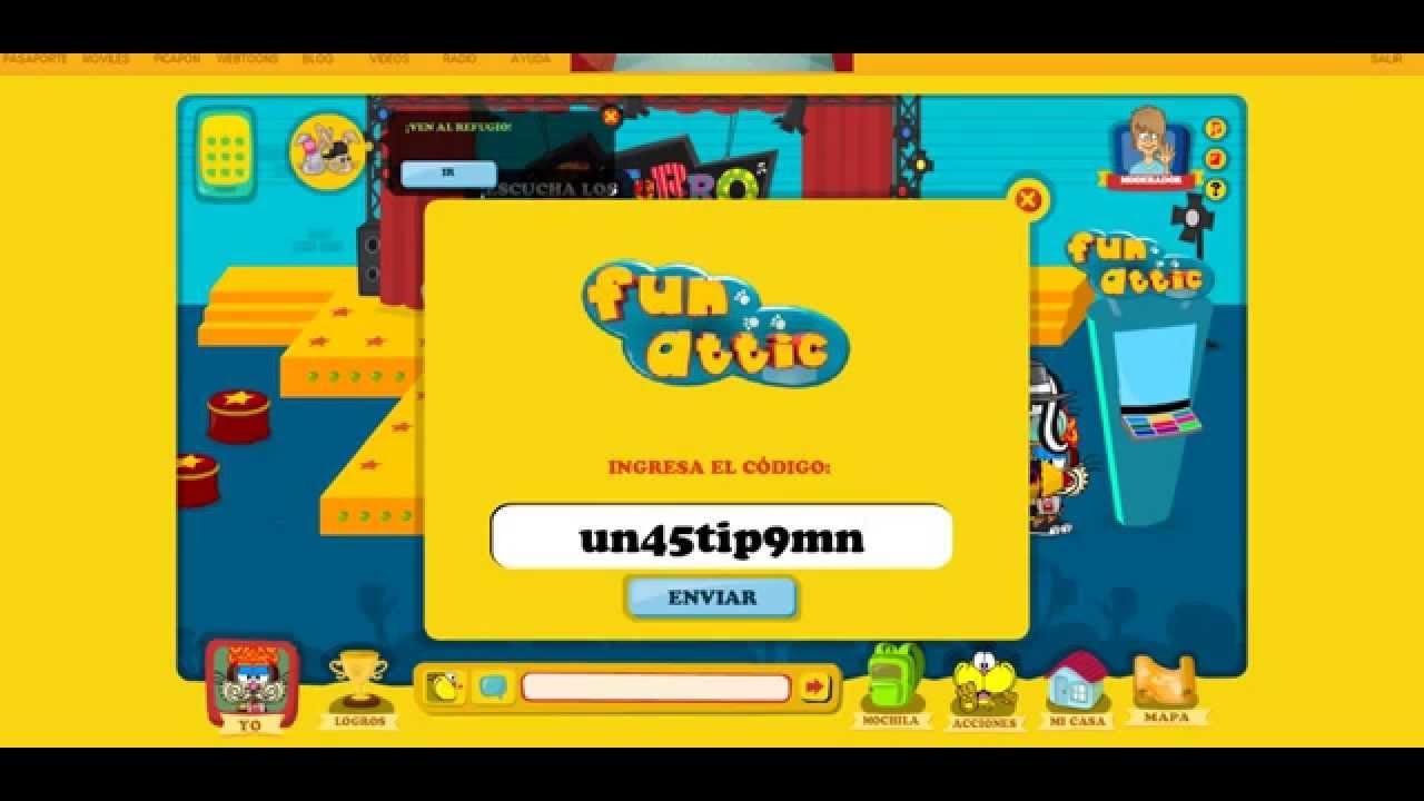 mundo gaturro codigos para la maquina fun attic bynicoohd   youtube