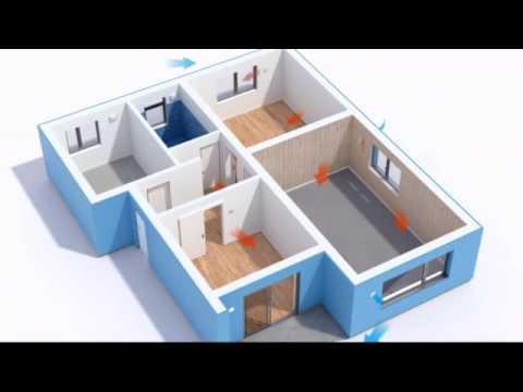 lunos e mit w rmer ckgewinnung youtube. Black Bedroom Furniture Sets. Home Design Ideas