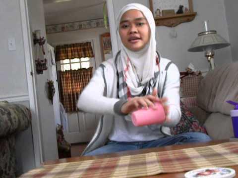 Cup Song Indonesia - D'masiv jangan menyerah cover by Isnu Arini