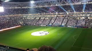 Juve - Chelsea: formazione e inno