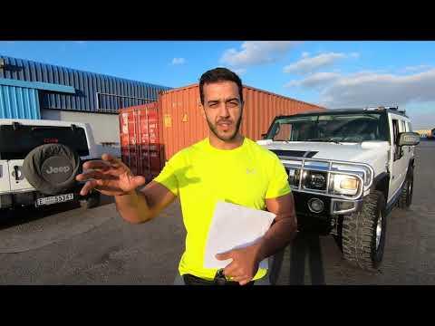 Car Shipping from Dubai to Egypt