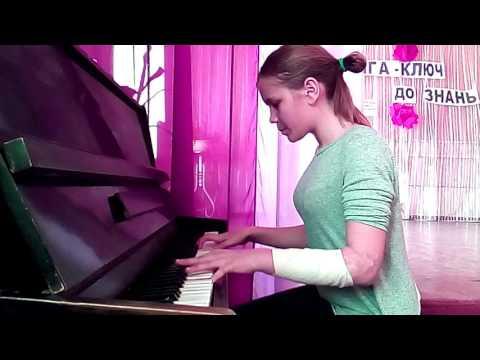 Просто БОЖЕСТВЕННАЯ игра на пианино!