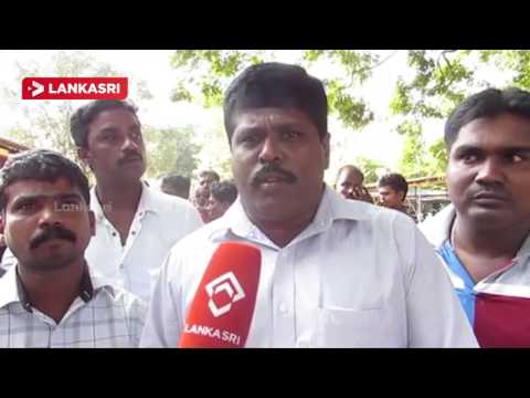 Sri Lanka Transport Vavuniya Board employees Boycott