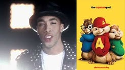 alvin and the chipmunks - fire - camp rock 2