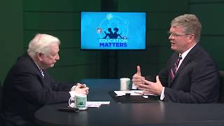 Education Matters Ep 47 Governor Jim Hunt Full Episode 12/16/17