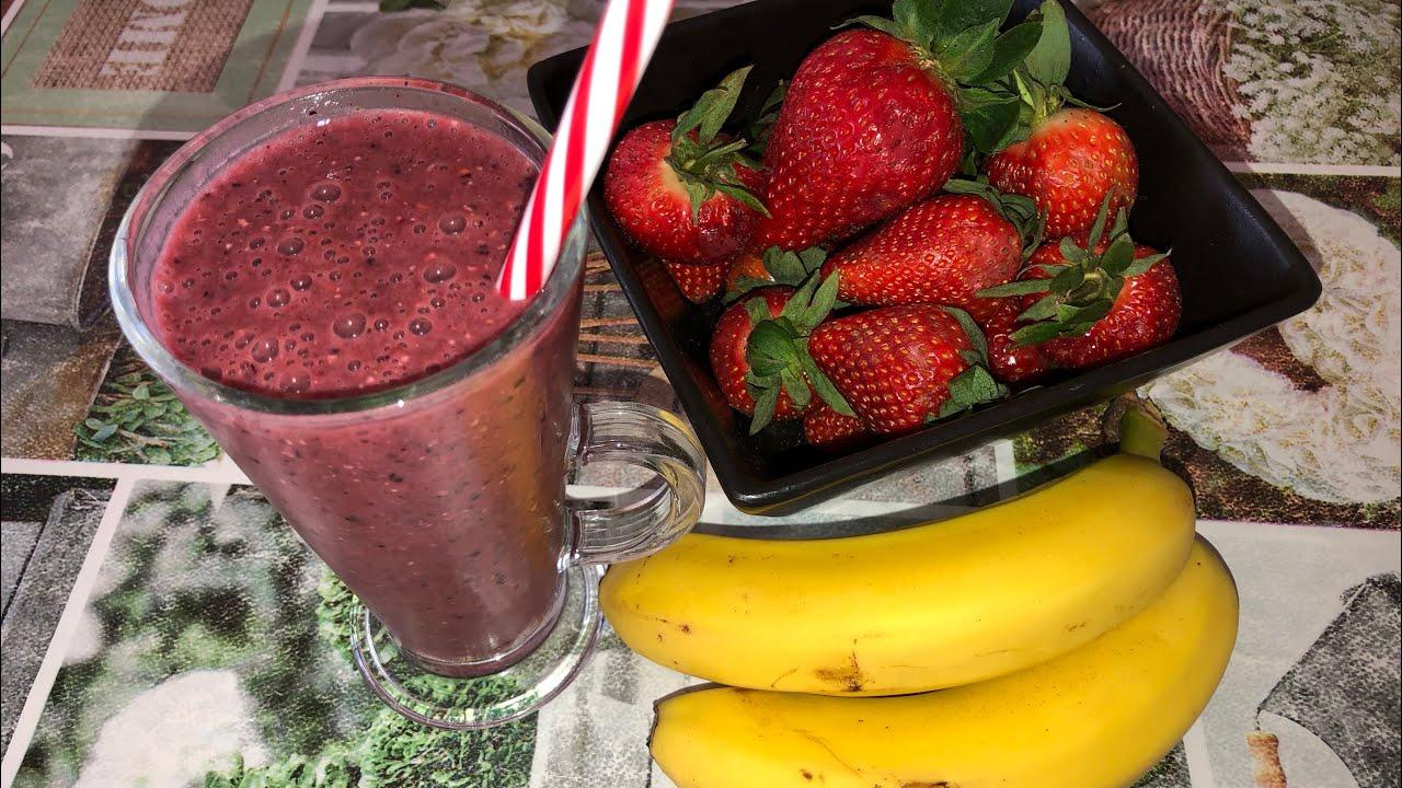 ПП Рецепты#Смузи полезное питание#Просто,Вкусно и Легко#healthy diet#smoothie#OlhaLife Vlog