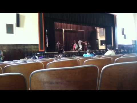 Henry Snyder High School dance Performance part 2