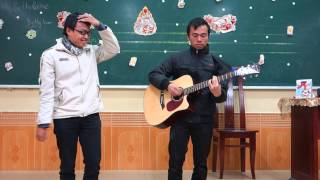 Lời yêu đó (Guitar Cover) - Việt Anh (H.E.C's Noel Party 2012)