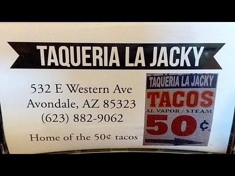 $0.50 Cent Tacos in Avondale, AZ