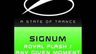 Signum - Royal Flash (Original Mix)