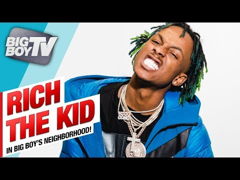 Rich The Kid on His Upcoming Album, Working w/ Kendrick Lamar & Having a Baby?!