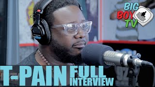 T-Pain Discusses Donald Trump, Kanye West