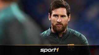 Mega-Paket! Sprengt City für Messi alle Grenzen? | SPORT1 - TRANSFERMARKT