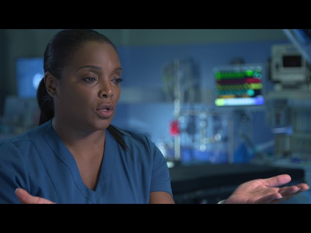 Marlyne Barrett, star of \'Chicago Med\' [EXCLUSIVE INTERVIEW ...