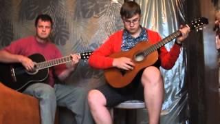 02 ГИМН РОССИИ на гитаре