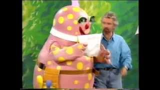 DIY With Mr Blobby