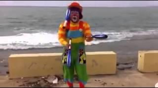 Payaso koskiyas El mejor video de malabares