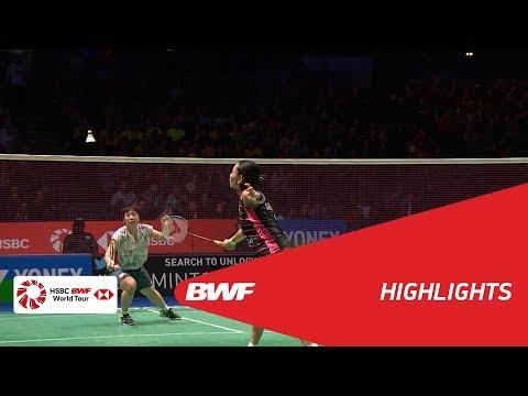 YONEX All England Open 2018 | Badminton WS - F - Highlights | BWF 2018