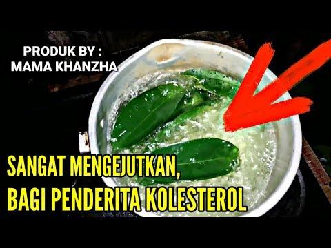 Obat herbal alami untuk menurunkan kolesterol, terbukti ampuh,,,,,