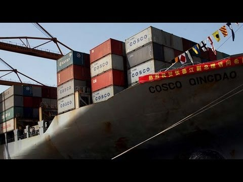 Dispatch: Chinese Shipping Company COSCO's Troubles