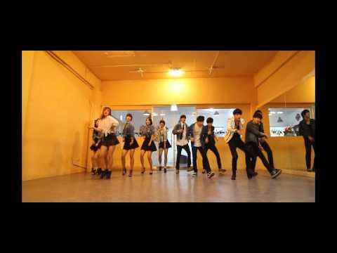 Trouble Maker (트러블메이커) - 이리 와 (Attention) dance cover -kimmydance