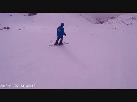 Ski In Mt.Hermon , Israel