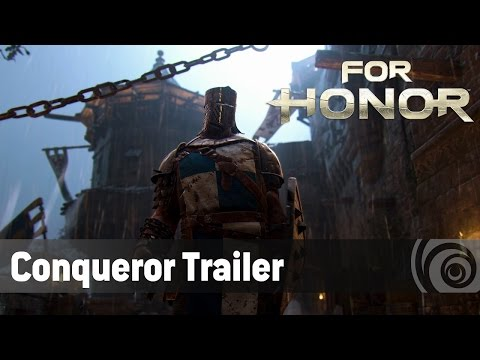 for honor conqueror trailer forhonor. Black Bedroom Furniture Sets. Home Design Ideas