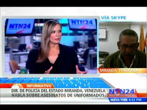 Al menos 80 policías han perdido la vida el último año en Venezuela