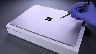 Microsoft Surface Laptop 3 Unboxing - ASMR