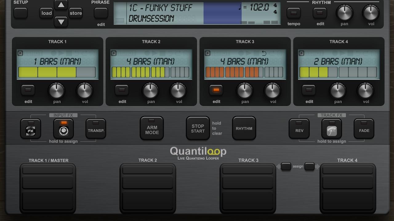 Quantiloop – Live Quantizing Looper