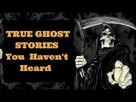 7 True Scary Ghost Stories (Black Eyes, Shadow Figures, Golf Ghost)
