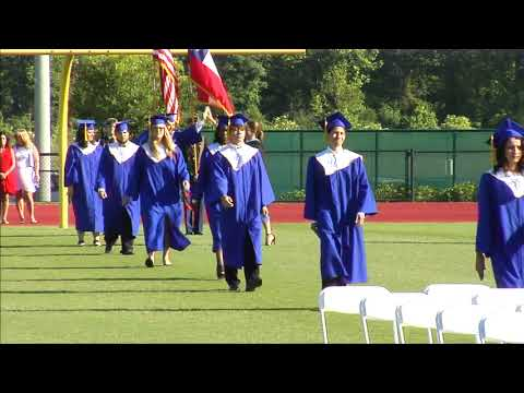Southeast Bulloch High School Graduation 2017