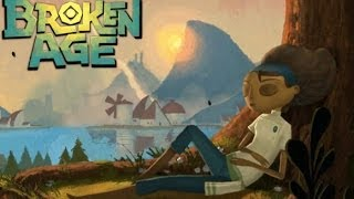 Broken Age: Act 1 Vella  Gameplay (PC HD)