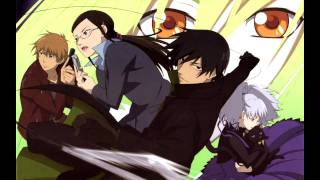Darker Than Black Secret / Missing Song w/ Photo Compilation (HD)