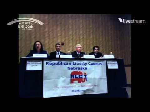 Deb Fischer on Keystone XL at Republican Liberty Caucus Debate 02/11/12