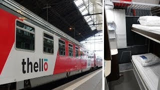 A guide to the Thello sleeper train from Paris to Venice