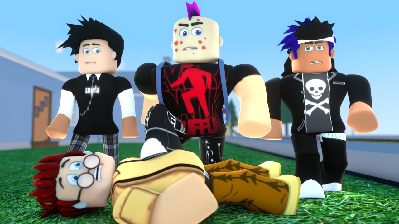 ROBLOX LIFE : Difficult period in life -  Animation