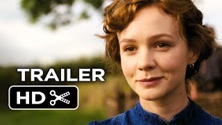 Far from the Madding Crowd Official Trailer #1 (2015) - Carey Mulligan Drama HD