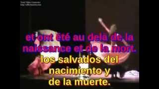María Zambrano - La tumba de Antígona - Prólogo + Los Hermanos (+ST français / castillan)