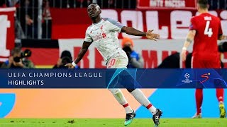 UEFA Champions League | Bayern Munich vs Liverpool | Highlights