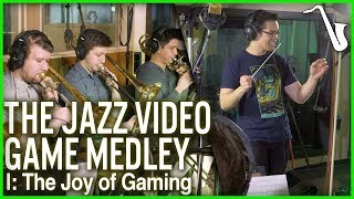 The Jazz Video Game Medley || Movement 1: The Joy of Gaming || insaneintherainmusic