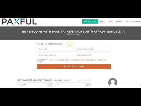 How To Buy Bitcoins Using Paxful