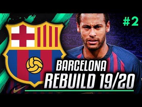 BARCELONA REBUILD 19/20! €150,000,000M SIGNING?! | FIFA 19 | BugaLuis