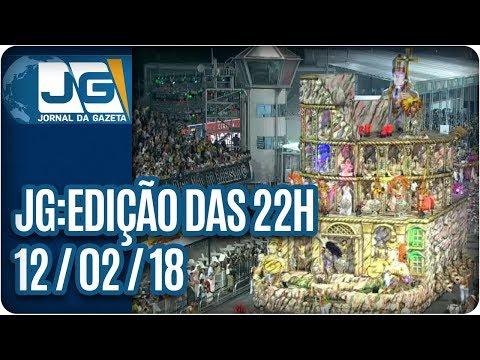 Jornal da Gazeta - Edição das 10 - 12/02/2018