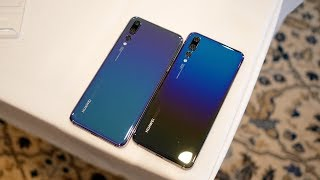 Huawei at IFA: Kirin 980, P20 Pro colors, AI Cube & more