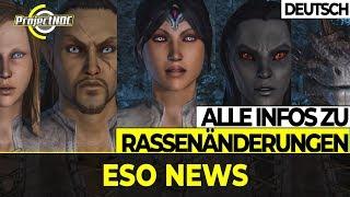 ESO NEWS - Veränderungen der Rassen | The Elder Scrolls Online