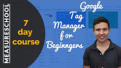 Google Tag Manager Course for Beginners (free)